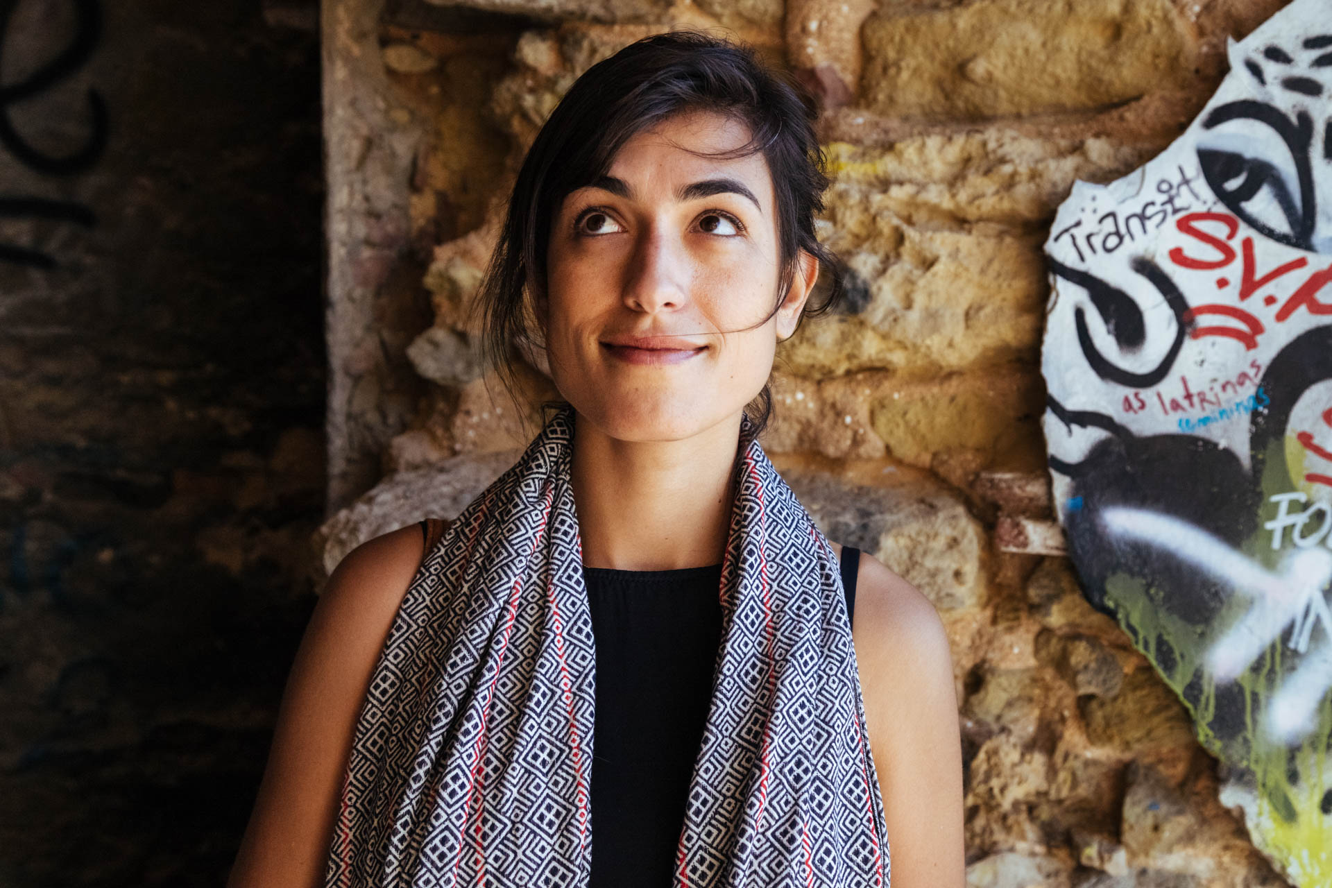 Ana Brazão, GEOTA, para campanha Mais. Devagar. do Esporão