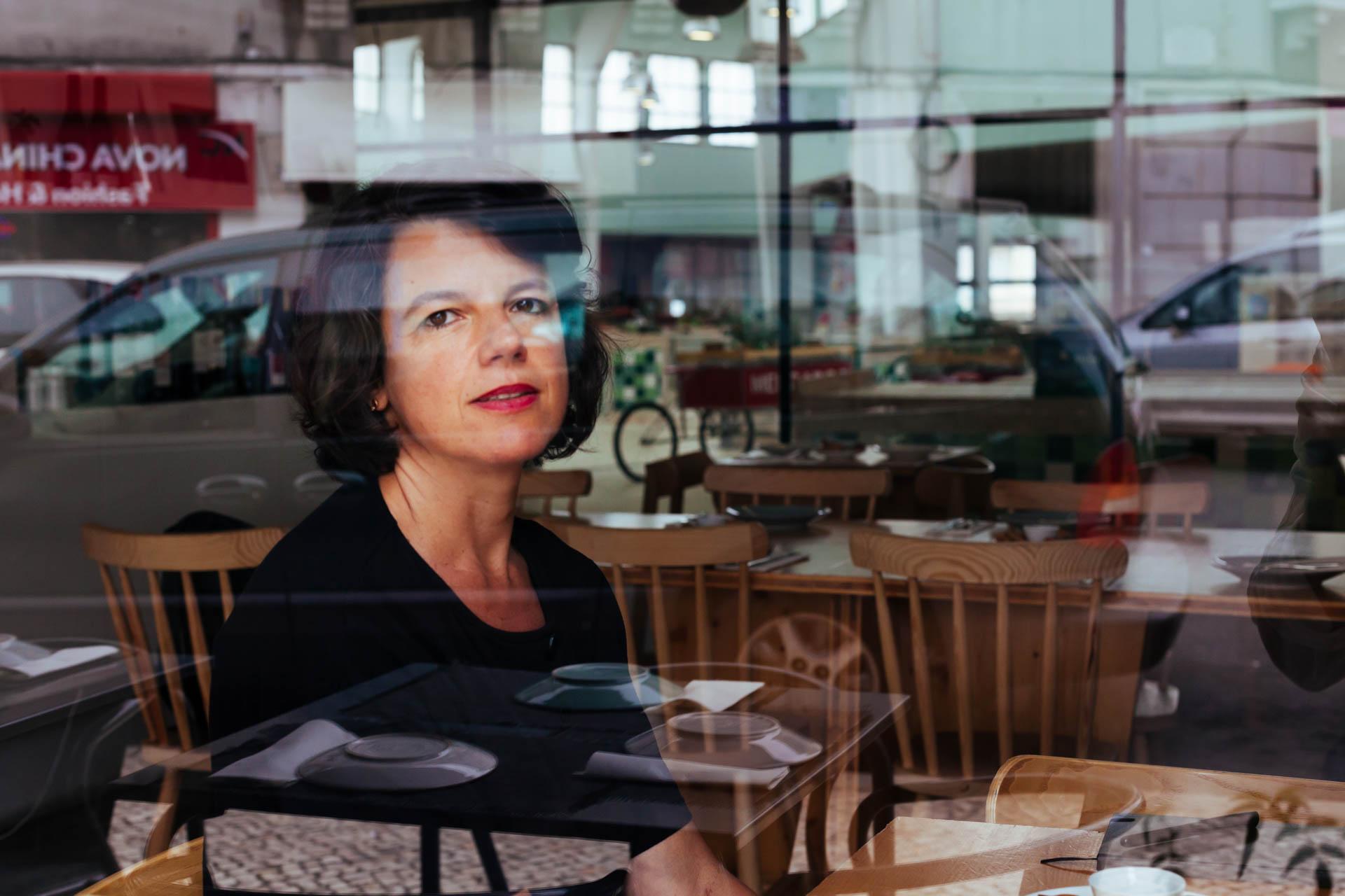 Francisca Gorjão Henriques, jornalista, para campanha Mais. Devagar. do Esporão