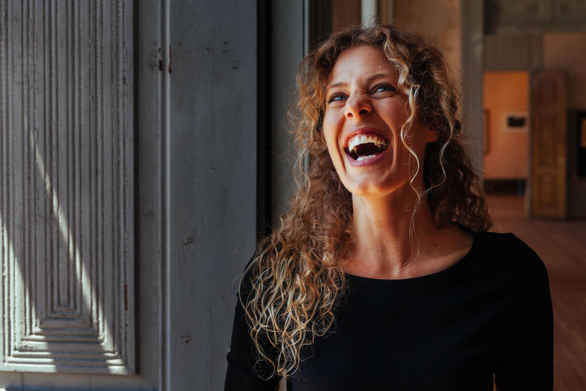 Joanna Hecker, Historiadora, para campanha Mais. Devagar. do Esporão