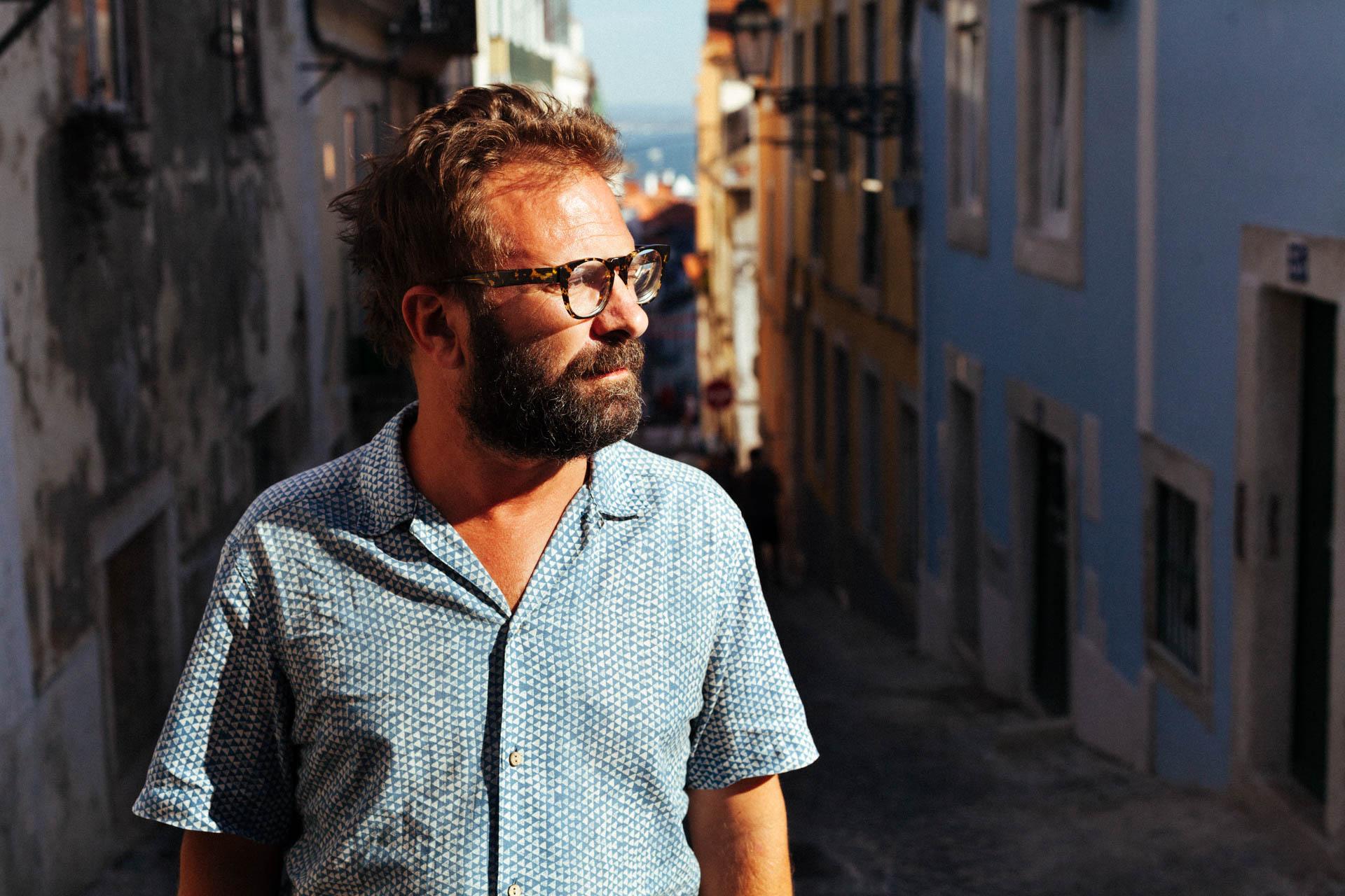 Tiago Pereira, Documentarista, para campanha Mais. Devagar. do Esporão