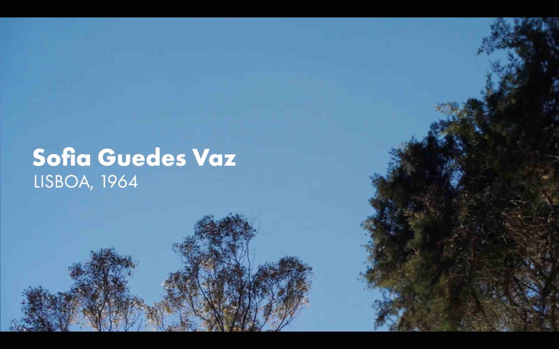 Sofia Guedes Vaz